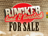 For Sale - Rincker Land and Livestock